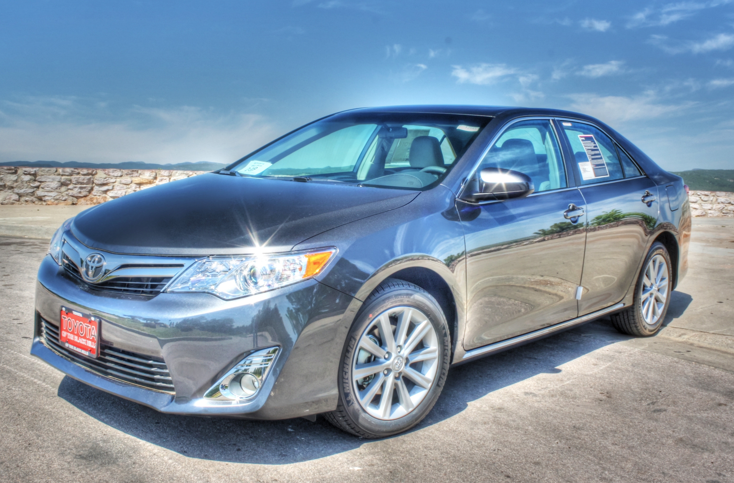 Toyota Camry Ranks Number 1 On Cars Com S American Made